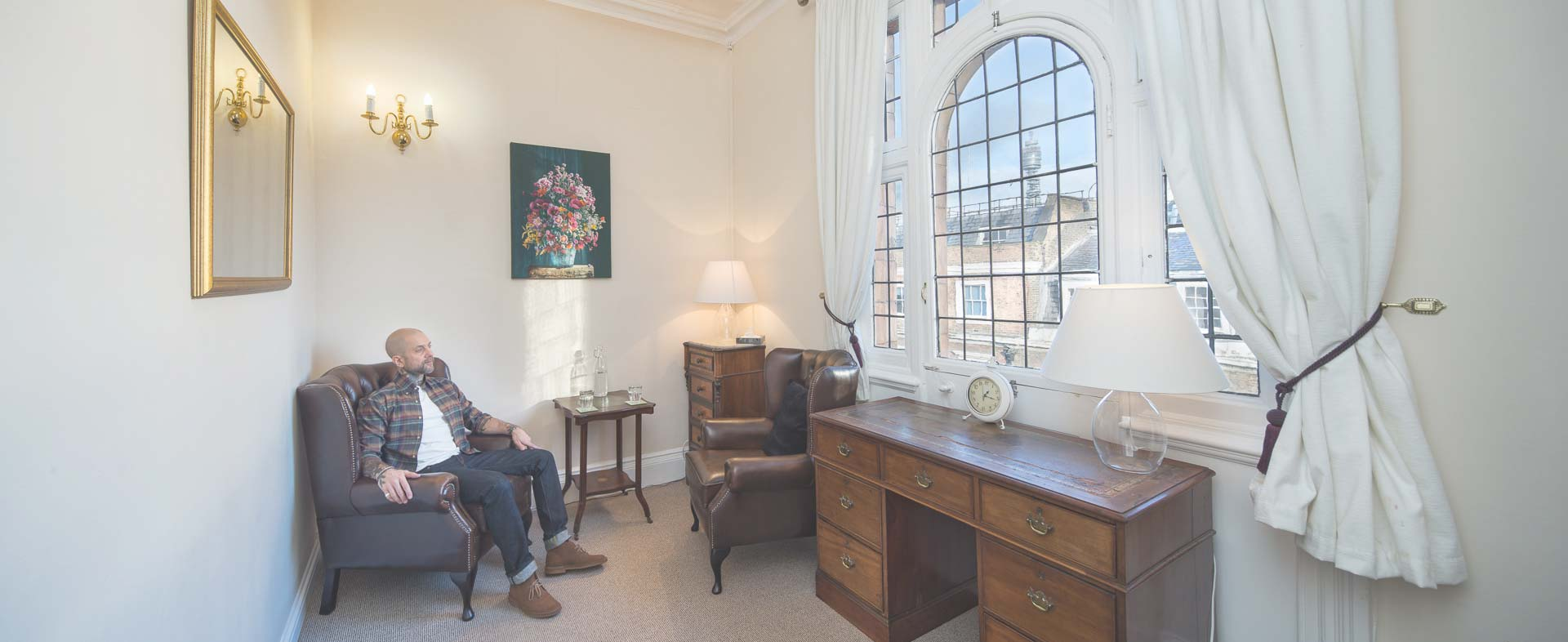 Jon Gee - Psychotherapy in Harley St London W1