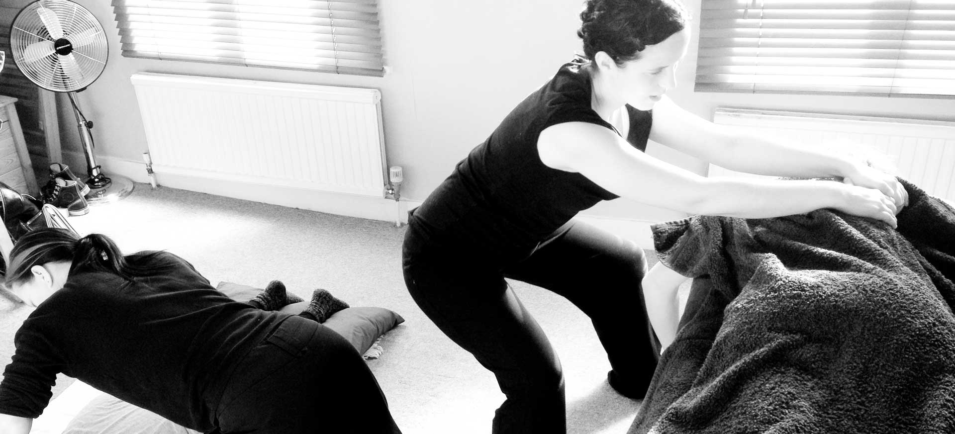 Massage CPD Courses - Discover powerful intuition...