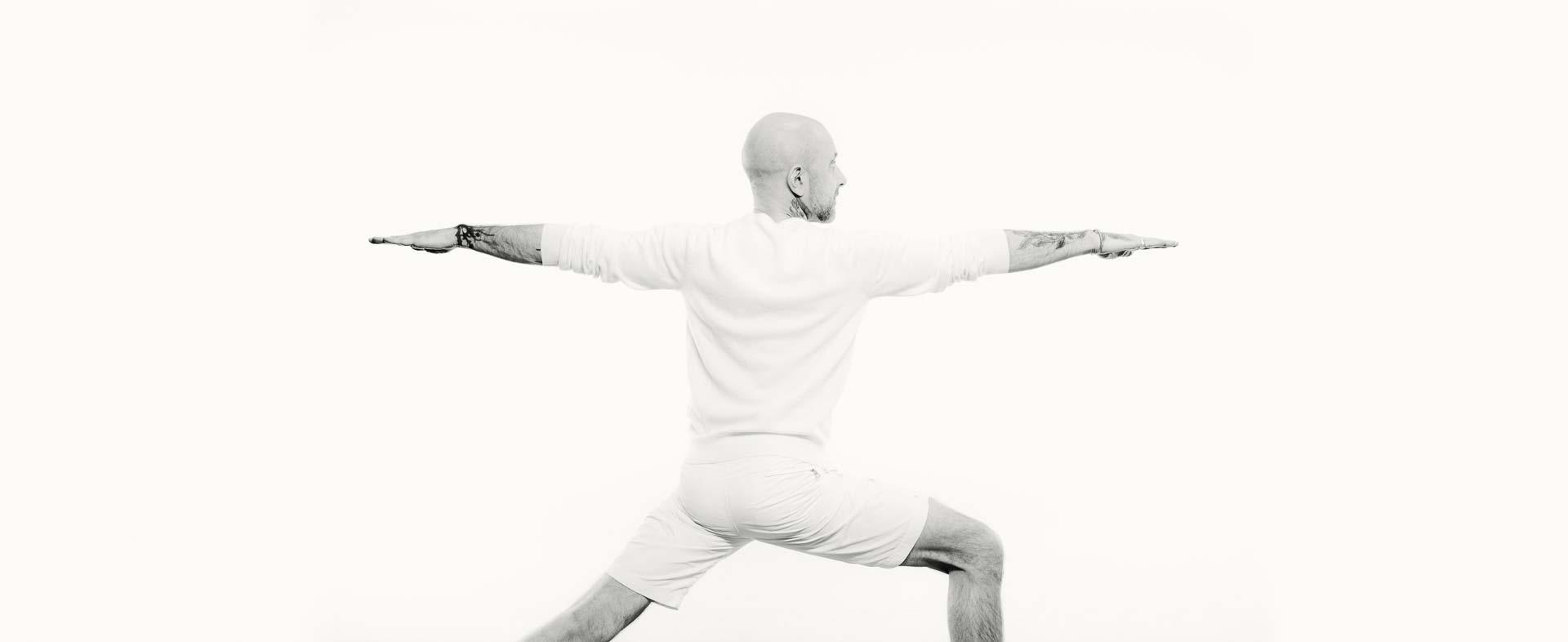Jon Gee - Yoga